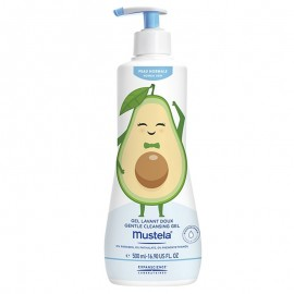 Mustela Detergente Delicato - Limited Edition - Corrado l'Avocado, 500 ml