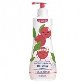 Mustela Gel Detergente Lenitivo - Sandra la Schisandra, 500 ml (Saldi Mustela)