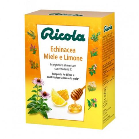 Ricola Echinacea miele e limone, 50 gr