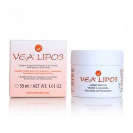 Vea Lipo3 Lipogel Emolliente Idratante Vitamina E, 50 ml