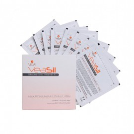 Vea Sil Silicone + Vitamina E, confezione da 8 lamine sterili