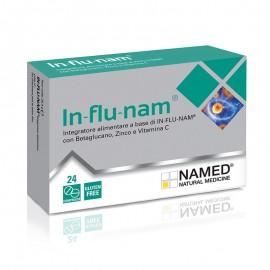 Named Influnam, 24 compresse