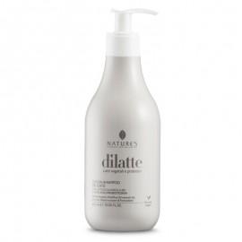 Nature's Doccia-shampoo delicato Dìlatte, flacone 400 ml