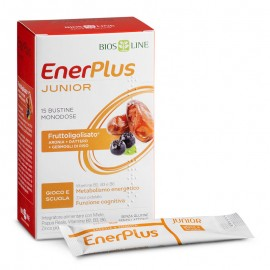 Bios Line EnerPlus Junior, 15 bustine da 10 ml