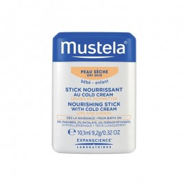 Mustela Hydra Stick alla Cold Cream, 9.2 gr