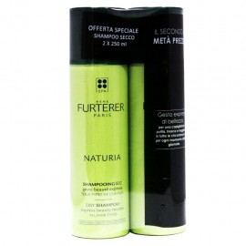 René Furterer Naturia Shampoo Secco DUO, Spray 250 ml x 2