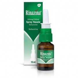 Rinazina Spray Nasale, spray da 15 ml