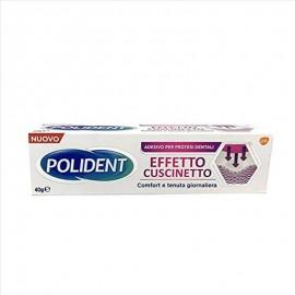 Polident Adesivo per Protesi Dentali Effetto Cuscinetto, 40g