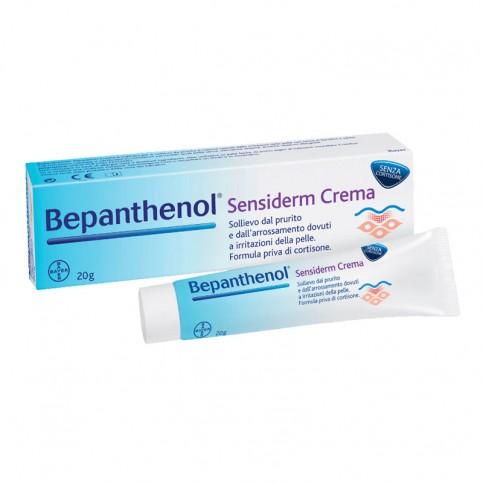 Bepanthenol Sensiderm Crema, 20 gr