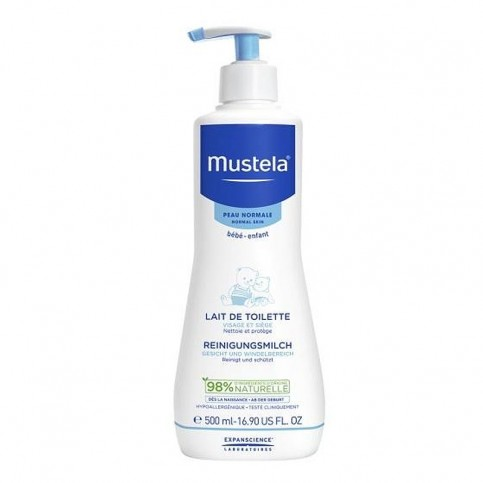 Mustela Latte di Toilette, 500 ml