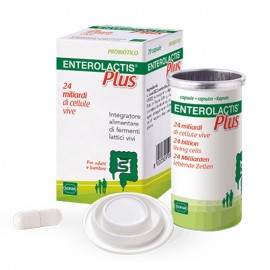 Enterolactis Plus, 15 capsule
