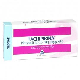 Tachipirina Neonati 62,5 mg, 10 supposte