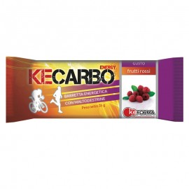KeCarbo Fruitbar Barretta ai frutti rossi, 35 gr