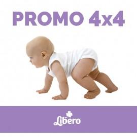 Promo 4x4 Pannolini Libero