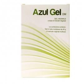 OTI Azul Gel DM Gel Vaginale, 40 g + 6 Cannule Vaginali
