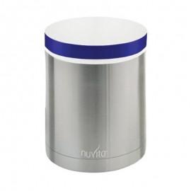Nuvita Contenitore Termico in Accaio Inox 1 litro con 2 contenitori