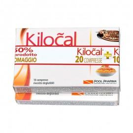 Kilocal Promo, confezione da 20 compresse + 10 in omaggio