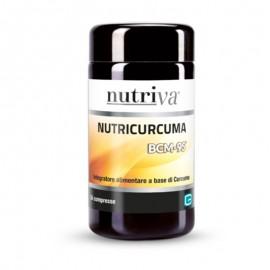 Nutriva Nutricurcuma,  30 compresse