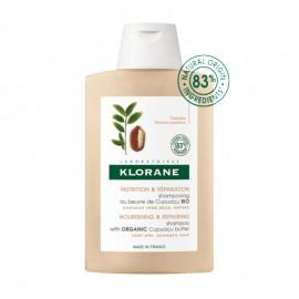 Klorane Shampoo al Burro di Cupuacu bio, 200 ml