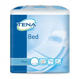 Tena Bed Plus 90x60 cm, 35 teli impermeabili