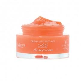 Labcare Crema Viso anti-age S.O.S. Emergenza Rughe Arancione, 50 ml