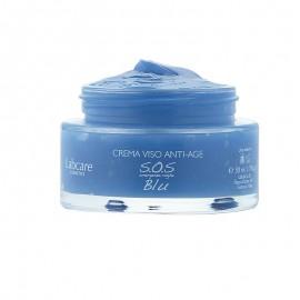 Labcare Crema Viso anti-age S.O.S. Emergenza Rughe Blu, 50 ml