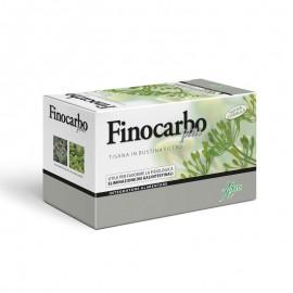 Aboca Finocarbo Plus Tisana, 20 bustine 2 gr