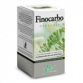 Aboca Finocarbo Plus, 50 opercoli da 500 mg