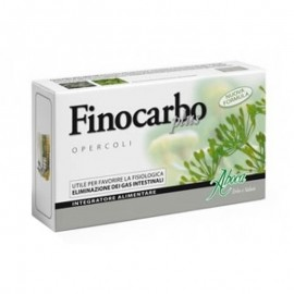 Aboca Finocarbo Plus, 20 opercoli da 500 mg