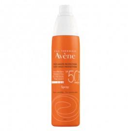 Avene Solari Spray Protezione Molto Alta SPF 50+, 200 ml