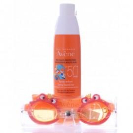 Avene Solari Spray Bambini SPF50+, 200 ml + Ranocchialini in omaggio
