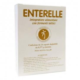 Enterelle Bromatech, confezione doppia da 24 capsule