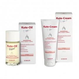 Kute-Oil Repair, 60 ml + Kute Cream Repair, 100 ml