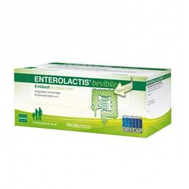 Enterolactis fermenti lattici vivi, 12 flaconcini da 10 ml