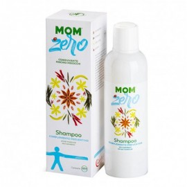 MoM Zero Shampoo Preventivo per pidocchi, 200 ml
