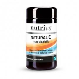 Nutriva Natural C masticabile, 60 compresse