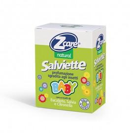 ZCare Natural Salviette Baby, 10 Salviette