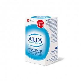 Alfa Gocce Oculari Lubrificante e Idratante, 10 ml