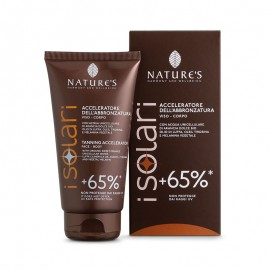 Nature's iSolari Acceleratore Abbronzatura +65%, 150 ml