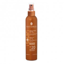 Nature's iSolari Spray Fluido Solare SPF 20, 200 ml