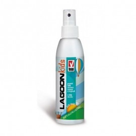 Vebi Lagoon Kids Repellente Zanzare Bambini, 100 ml