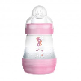 MAM Easy Start Biberon 160 ml, rosa