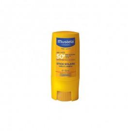 Mustela Stick Solare protezione molto alta SPF 50+, 10 ml