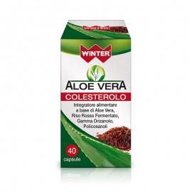 Winter Aloe Vera COLESTEROLO, 40 capsule vegetali
