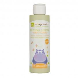 La Saponaria  Bio Crema Lenitiva Viso e Corpo, 150 ml