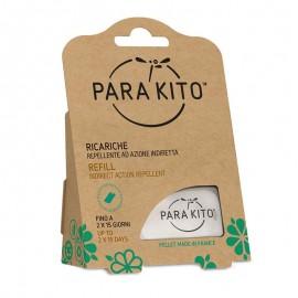 PARA'KITO Piastrina Ricarica Braccialetto PLUS, confezione da 2 piastrine