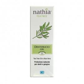 Nathia Tea Tree Gel Dentifricio, 75 ml