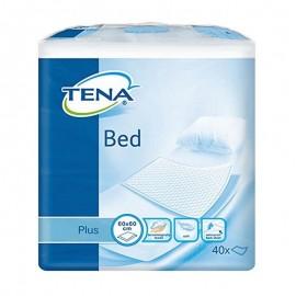 Tena Bed Plus 60x60 cm, 40 teli impermeabili