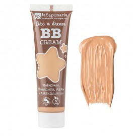 La Saponaria BB Cream Like a Dream n. 2 Sand, 30 ml