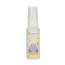 La Saponaria Bio Olio Mamma e Bimbo con Vitamina E, 25 ml